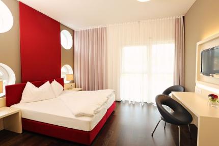 2-Bett-Zimmer im Sporthotel ROYAL X – Sporturlaub am Millstätter See – Urlaub in Kärnten am See