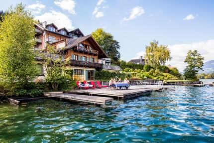 Seevilla Leitner – Ferienhaus am Millstätter See – Urlaub in Kärnten am See