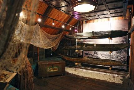 1. Kärntner Fischereimuseum beim Schwesterhotel Sporthotel ROYAL X – Ferienhaus in Kärnten am See – Urlaub am Millstätter See