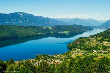 Millstätter See – Seevilla Leitner – Ferienhaus in Kärnten am See – Urlaub am Millstätter See