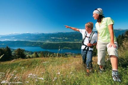 Wandern am Millstätter See – Urlaub in Kärnten am See – Seevilla Leitner – Ferienhaus am Millstätter See