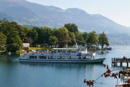 Schifffahrt am Millstätter See – Urlaub in Kärnten am See – Seevilla Leitner – Ferienhaus am Millstätter See
