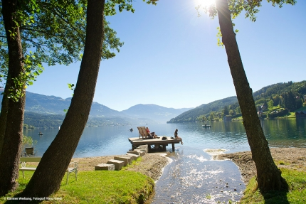 Millstätter See – Seeboden – Urlaub am Millstätter See – Seevilla Leitner – Ferienhaus in Kärnten am See