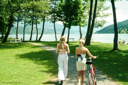 Radfahren am Millstätter See – Urlaub am Millstätter See – Seevilla Leitner – Ferienhaus in Kärnten am See