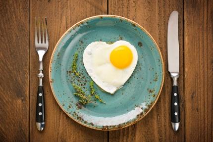 Frühstück – Spiegelei – Selbstversorger – Urlaub im Ferienhaus – Ferienhaus am See – Urlaub in Kärnten am See